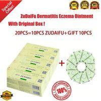 10PCS Natural Cream Skin Rash Care Itching Ointment Health Skin