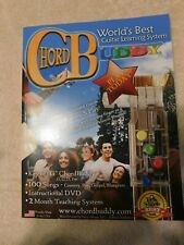CHORDBUDDY, WORLDS BEST GUITAR LEARNING SYSTEM, NO DVD, GUITAR BOOK