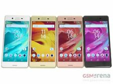 """*NEW SEALED*  Sony Xperia X Performan F8132 64G 5.0"""" Smartphone/Lime Gold/64GB"""