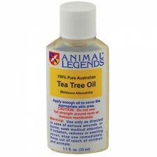Animal Legends 100% Pure Tea Tree Oil  1.1 oz (33 ml) Brand NEW