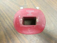 Cutler-Hammer Magnetic Coil 1359-1 110V @ 60Hz Used