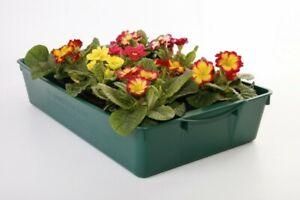 Gärtnerbox Universal Blumenkasten Blumenkübel Anzuchttopf Saatschale Blumentopf