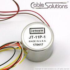 Line Input Transformer-1:1 High-Impedance Balanced, Jensen Transformers JT-11P-1