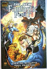 The New Fantastic Four Hardcover (Collects 544-550) Marvel New Nm Condition