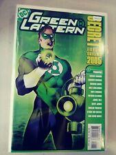GREEN LANTERN SECRET FILES ORIGINS 2005 NM PA9-213