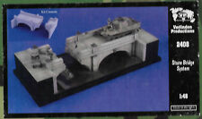 Verlinden Stone Bridge System 1/48 Ceramic Diorama Kit Europe Germany WWII 2408