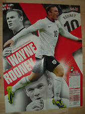 Poster Roony/Özil aus der Just Kick-It  Gr.ca 55,5 cm x 42 cm