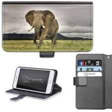 Fundas y carcasas Para Huawei P10 color principal gris de piel para teléfonos móviles y PDAs