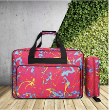 Unisex Large Capacity Sewing Machine Portable Travel Storage Bags+Tool Bags