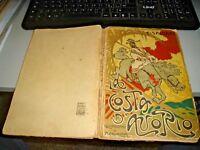 LA COSTA D'AVORIO di E. SALGARI - ED. VALLARDI 1923  ill. P. GAMBA