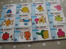 12 Mr Men Special Stories in Great Condition