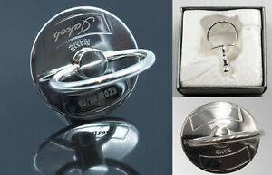 FREE PERSONALISED Silver plated Dummy  NEW BABY CHRISTENING ENGRAVED Gift