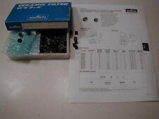 Murata 455 KHz Ceramic Filter, 30 KHz wide Model CFUS-455BY, NOS, WJ