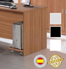 Soporte para Torre de Ordenador *CPU* *PC* # VARIOS COLORES # RUEDAS GIRATORIAS
