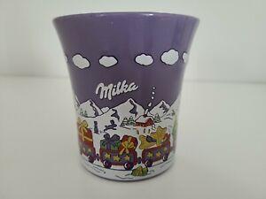 Milka Weihnachtsbecher Tasse Becher Edition Nr.4 NEU