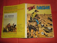 TEX GIGANTE da lire 250 in copertina N°133 d-ORIGINALE 1 edizione AUDACE BONELLI