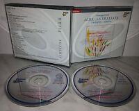 2 CD VERDI - AIDA - LA TRAVIATA