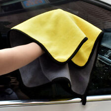 30x40cm Super Soft Absorbent Car Wash Coral Velvet Towel Cleaning Drying Cloth