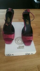 Gianni Versace  Size 6 Ladies Shoes