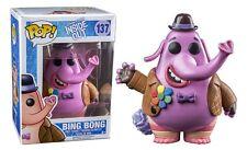 "Caja Dañada Disney Pixar dentro a fuera Bing Bong 3.75"" Figura de Vinilo Pop Nuevo Funko"