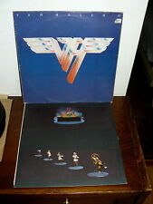 VAN HALEN II   LP ITALY  1979 ORIGINAL I^ PRESS + INNER