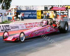 DRAGSTER PHOTO SHIRLEY MULDOWNEY 2  NHRA DRAG RACING FREMONT 1984