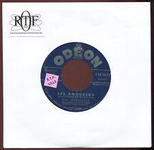 YVON JEANCLAUDE - Odéon SO 5012 - BALLADE IRLANDAISE, LES AMOUREUX - ORTF LILLE