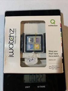 Iwatchz Nano Clip System For Ipod Nano 6th Generation 8gb/16gb