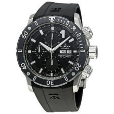 Edox Chronoffshore-1 Automatic Chronograph Mens Watch 01122-3-NIN