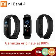 Xiaomi Mi Smart Band 4 Bluetooth Smartwatch Android Sports Watch Orologio Nero