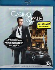 BLU-RAY   -  JAMES BOND - CASINO ROYALE EX