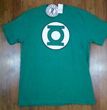 The Green Lantern DC Comics Large Adult T-Shirt Green Short Sleeve Hot Topic