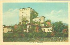 Z12574-BOBBIO, IL CASTELLO, PIACENZA, 1942