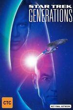 Star Trek VII - Generations (DVD, 2009, 2-Disc Set)