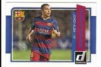 2015 Panini Donruss Soccer Defensive Dynamos #5 Jordi Alba FC Barcelona