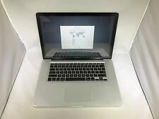 MacBook Pro 15 Mid 2010 MC373LL/A 2.66GHz i7 8GB 500GB Good Condition READ