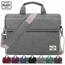 Laptop Macbook Carry Messenger Bag Rawboe 13 - 17.3 inch bag Grey