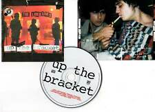 "THE LIBERTINES ""Up The Bracket"" (CD) 2002"