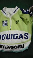 maglia ciclismo liquigas bianchi bike shirt maillot camiseta trikot jersey xxl