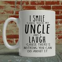 Uncle Mug Uncle Gifts Best Uncle Ever New Uncle Gift Funny Gift Idea for Uncle