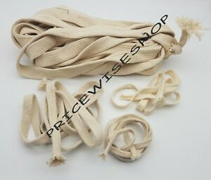 Cotton Tube Sheath Cover Cable Wire Sleeve Sleeving 6,8,10,12,14,16,18, 20mm