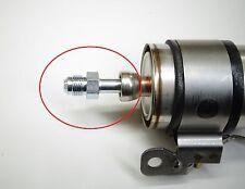 """LS1 Swap Fuel Filter Regulator Fitting Adaptor 3/8"""" 6AN LSX LS LS6 5.7 6.0 463"""