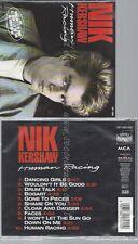 CD--NIK KERSHAW -- HUMAN RACING --