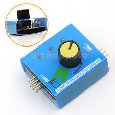 Multi ESC Probador Comprobador de Servo Controlador de Velocidad Nuevo mo9t