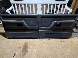 Interior Door Panels Parts For Dodge W250 For Sale Ebay