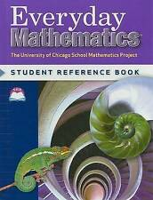 Everyday Mathematics: Student Reference Book, Grade 6-ExLibrary