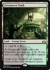 ***4x Overgrown Tomb*** MTG Guilds of Ravnica GRN MINT Kid Icarus
