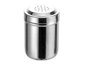 Motta Sugar Shaker in Mirror Polished Stainless Steel