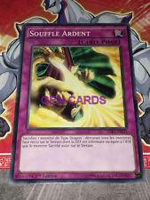 Carte Yu Gi Oh SOUFFLE ARDENT LDK2-FRJ38 x 3