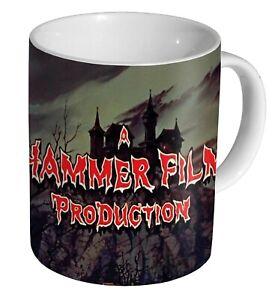 A Hammer Film Productions Horror Titles - Coffee Mug / Tea Cup